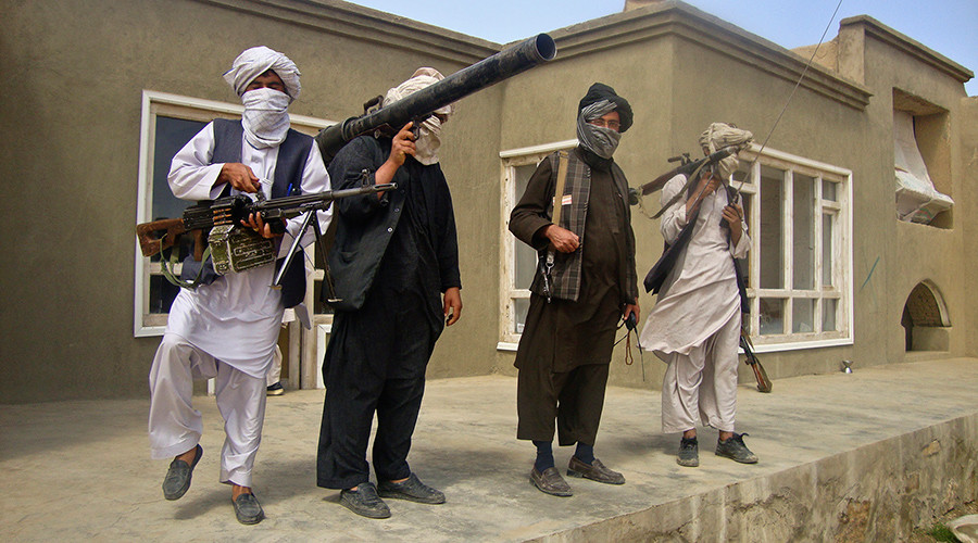 Terrorists VS terrorists: ISIS in 'direct rivalry with Taliban in Afghanistan,' UN says
