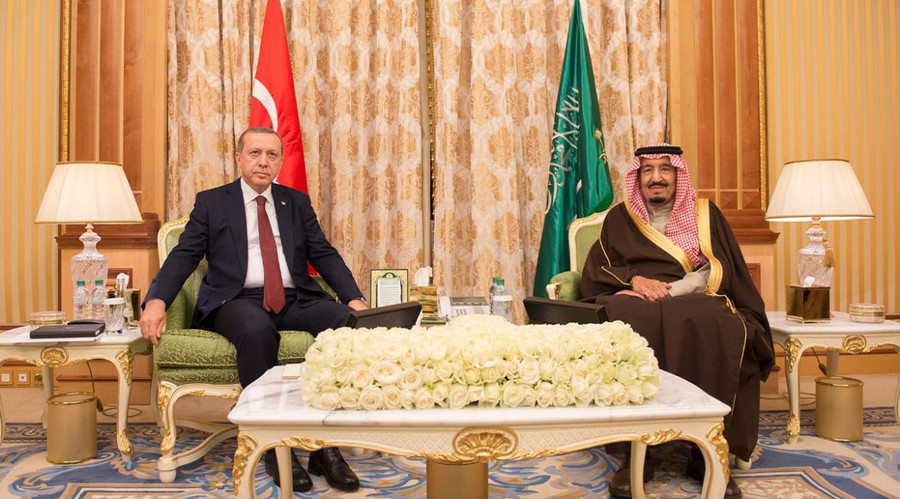 Saudi Arabia, Turkey to set up 'strategic cooperation council'