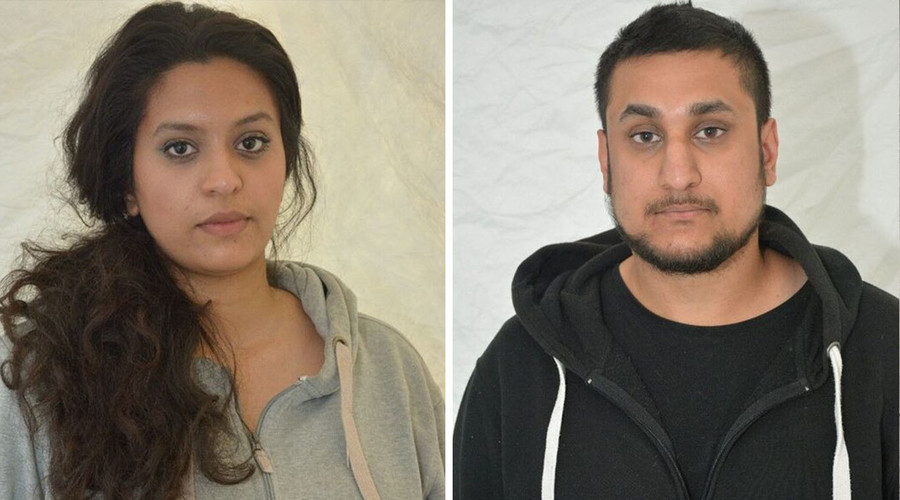 British couple jailed for life after planning London terrorist attack