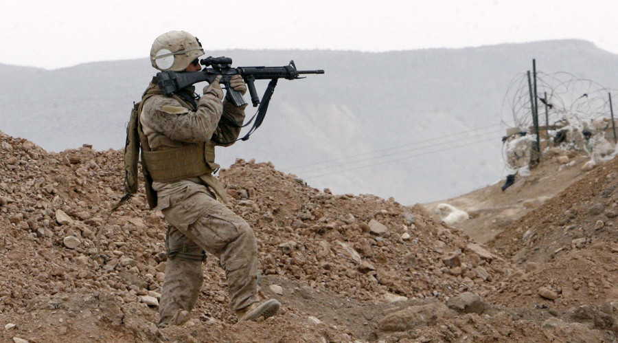 'I helped create ISIS': Iraq War veteran says US policy caused 'blowback' in Middle East