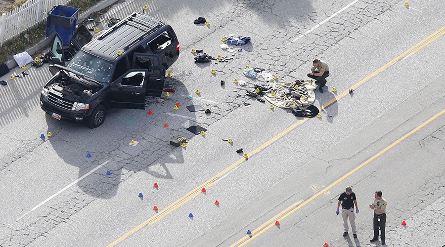 Friend of San Bernardino shooter indicted on terror charges