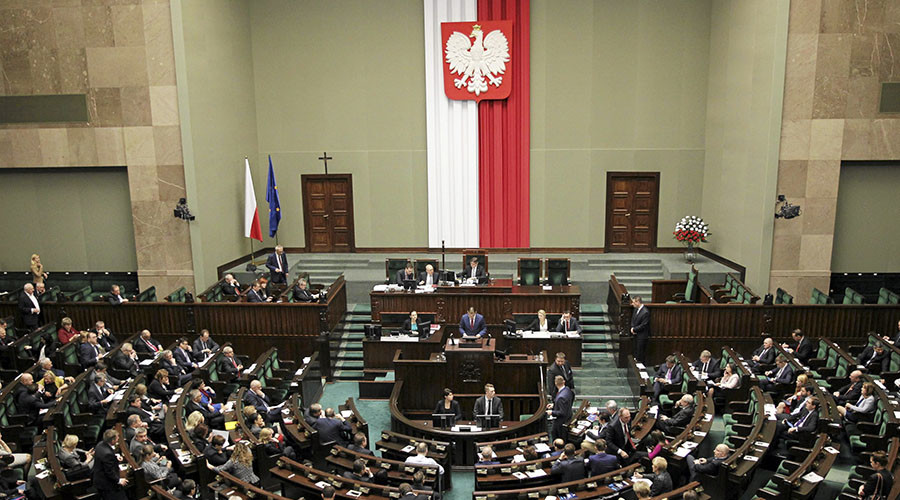 EU slams Poland for media 'crackdown' after new law gives state more control