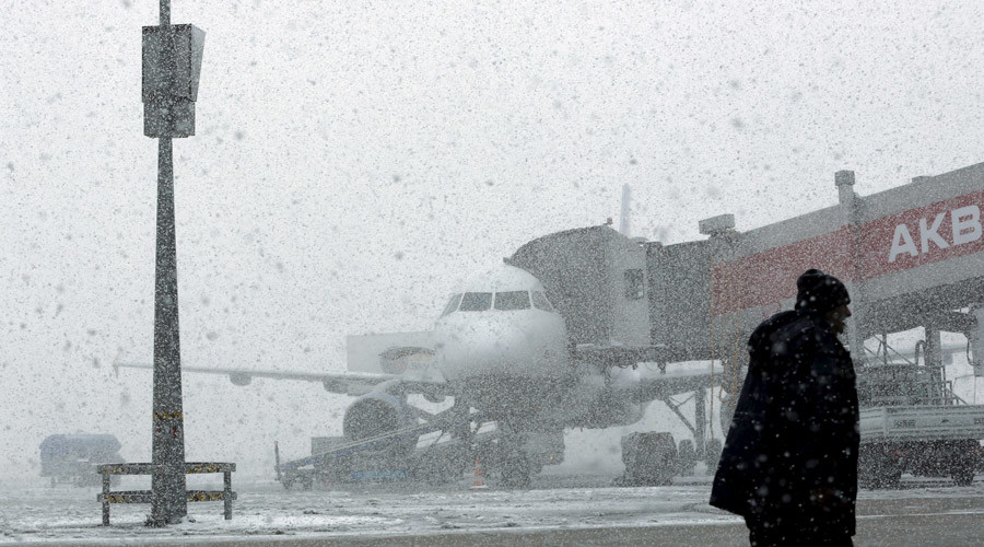 Heavy snowfall causes mass disruption in Turkey as New Year's holiday looms (PHOTOS)