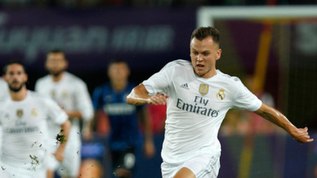 Real Madrid's Denis Cheryshev © Tyrone Siu