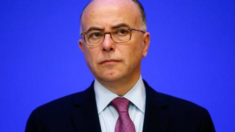 French Interior Minister Bernard Cazeneuve © Eric Gaillard