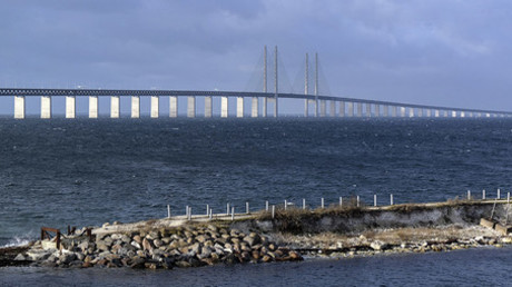 The Oresund bridge © TT News Agency
