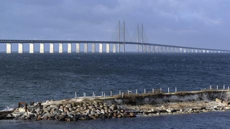 The Oresund bridge © TT News Agency