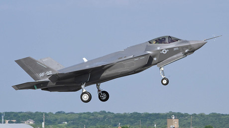 A U.S. Air Force version of the F-35 Lightning II. © Lockheed Martin