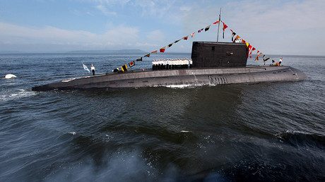 Russian Navy considers reviving semi-robotic attack sub