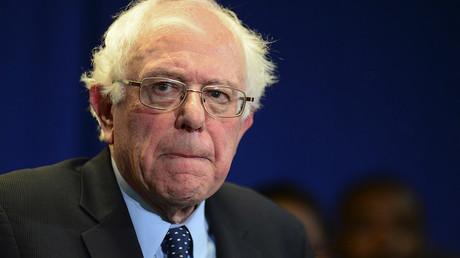 U.S. Democratic presidential candidate Bernie Sanders © Bryan Woolston