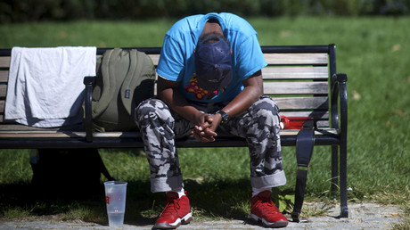 Utah curbs 'chronic homelessness' by 91% in 10 yrs