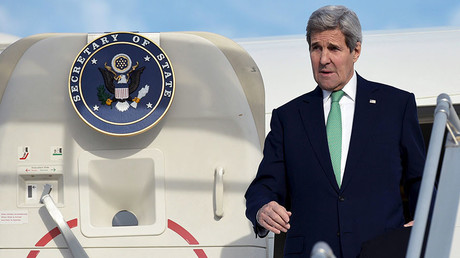 U.S. Secretary of State John Kerry. ©Mandel Ngan