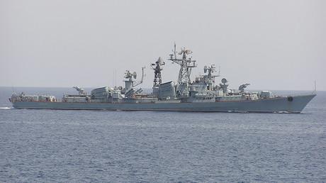 Smetlivy anti-submarine ship © Wikipedia