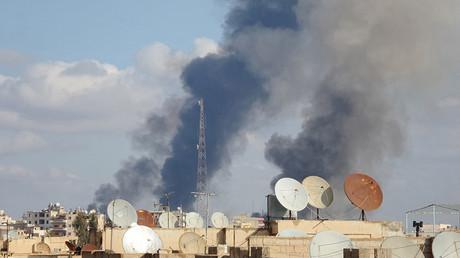 Raqqa, Syria © Nour Fourat