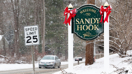 It is three years since the shooting at Sandy Hook. © Michelle McLoughlin