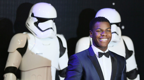 Actor John Boyega. © Paul Hackett