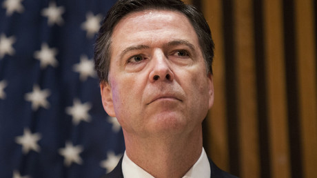 FBI Director James B. Comey. © Darren Ornitz