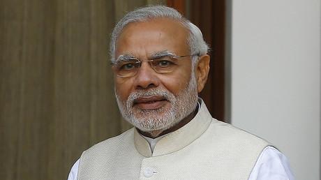India's PM Narendra Modi © Adnan Abidi