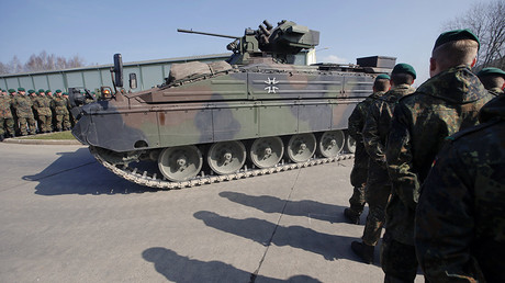 EU needs common army, says German finance minister