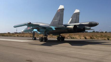 SU-34 © Dmitriy Vinogradov