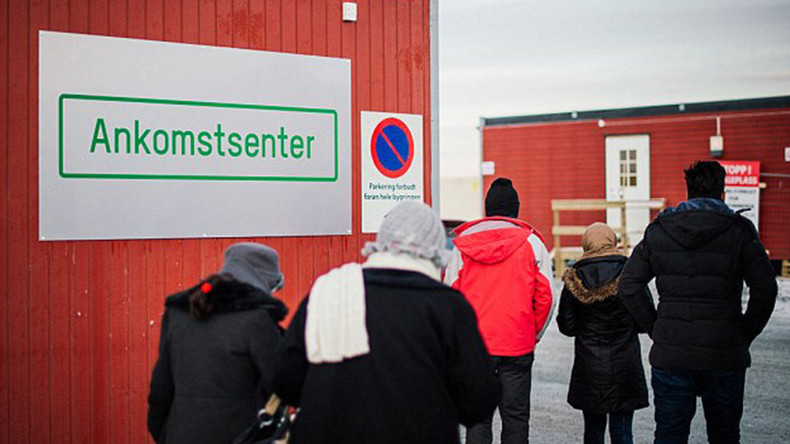 3yo boy allegedly 'gang raped' at Norwegian refugee center