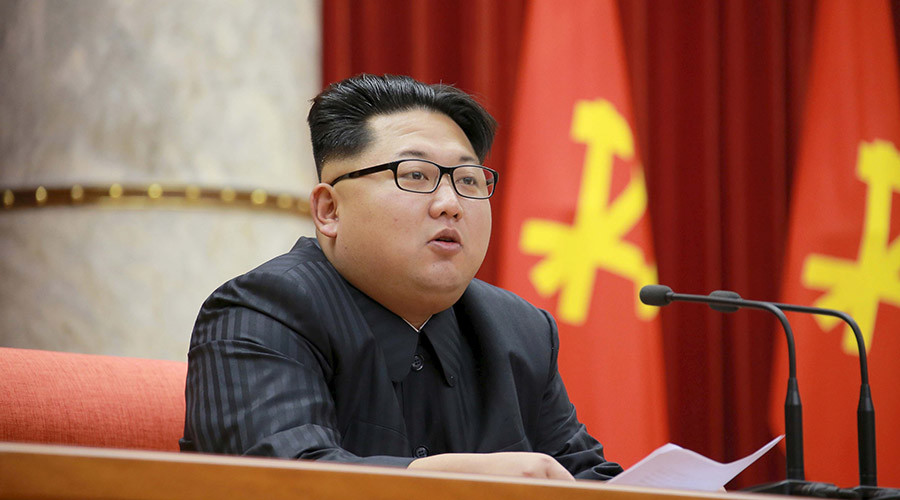 Kim Jong-un threatens 'holy war of justice' against invaders of North Korea