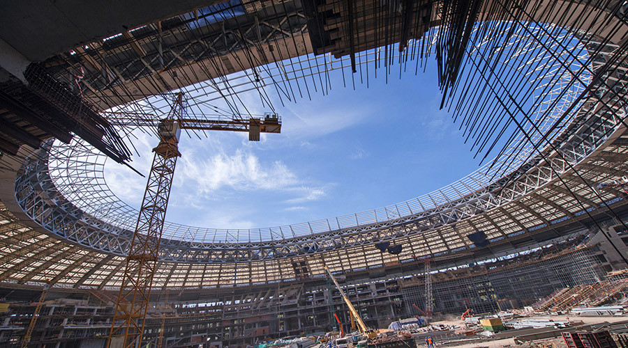 Moscow's 2018 World Cup final venue to be ready by December 2016