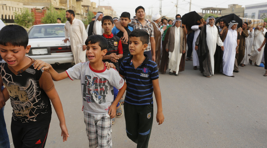 Over 22,000 Iraqi civilians killed & injured in violence in 2015 – UN