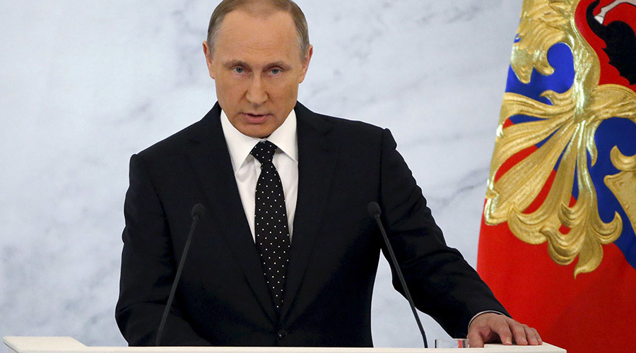Israelis vote for Putin as their person of 2015