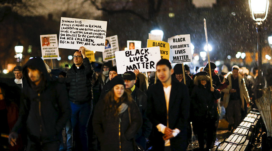 Almost 1,200 people, mostly minorities, killed by US cops in 2015