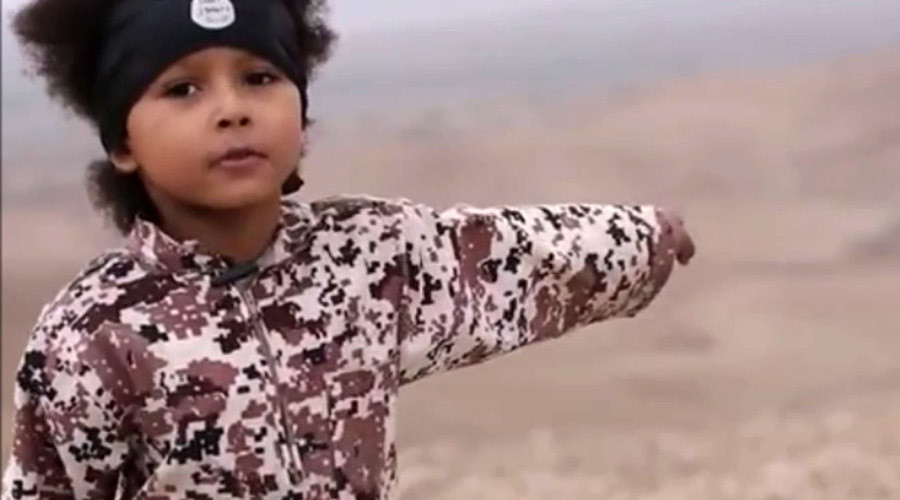 ISIS video: Voice recognition software used to track new 'Jihadi John' & 'Jihadi Jnr'