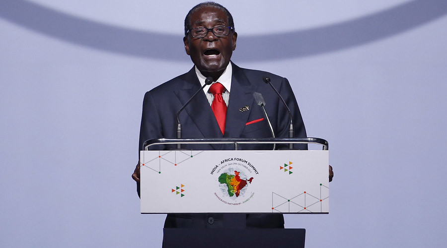 Mugabe defies 'death prophets' by living into 2016