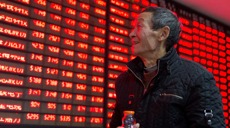 Chinese stock markets halted after tumbling 7% in 1st 2016 session, dragging Europe down