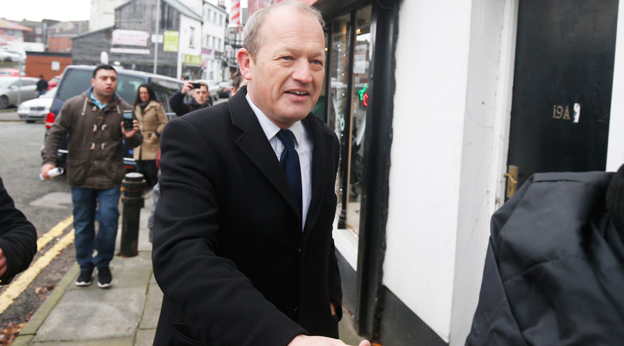 Labour member of parliament Simon Danczuk © Andrew Yates