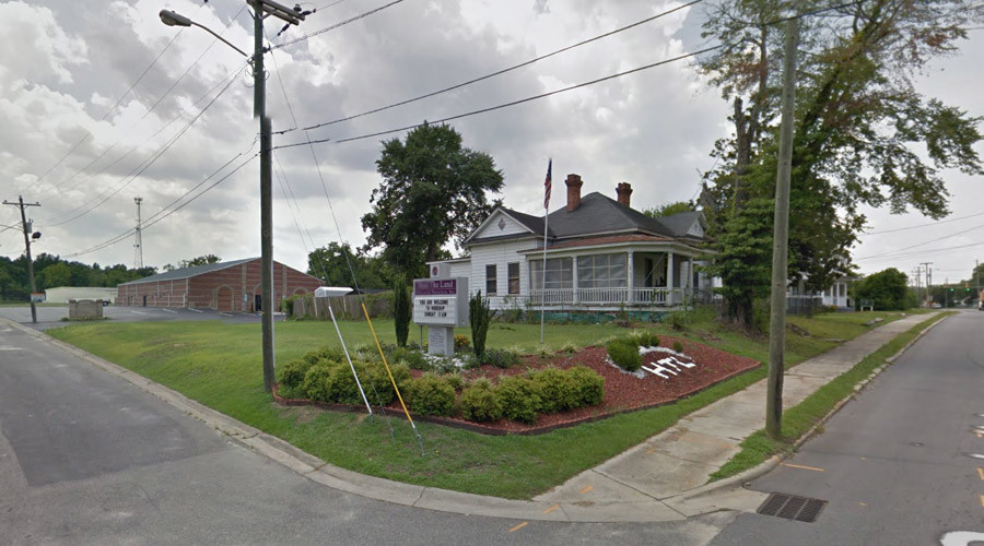 Heal The Land Outreach Ministries in Fayetteville, North Carolina © Google Maps