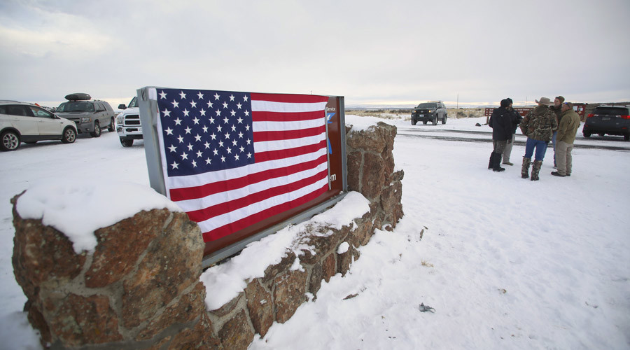 Sagebrush rebellion: What's at stake in the Oregon standoff