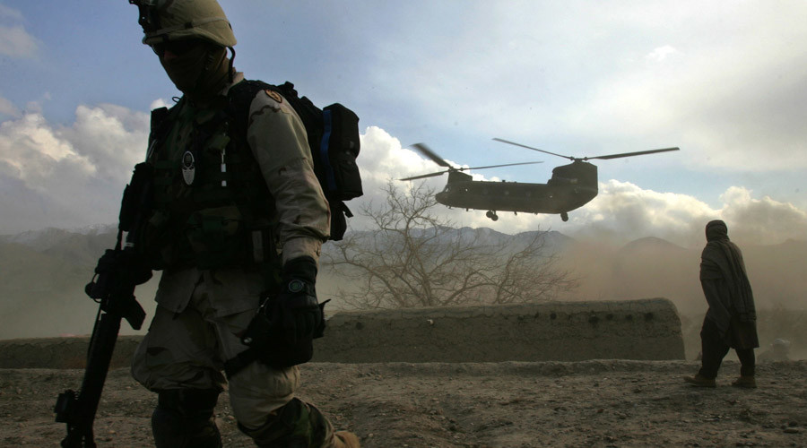 Hundreds of US military children sexually abused annually – report