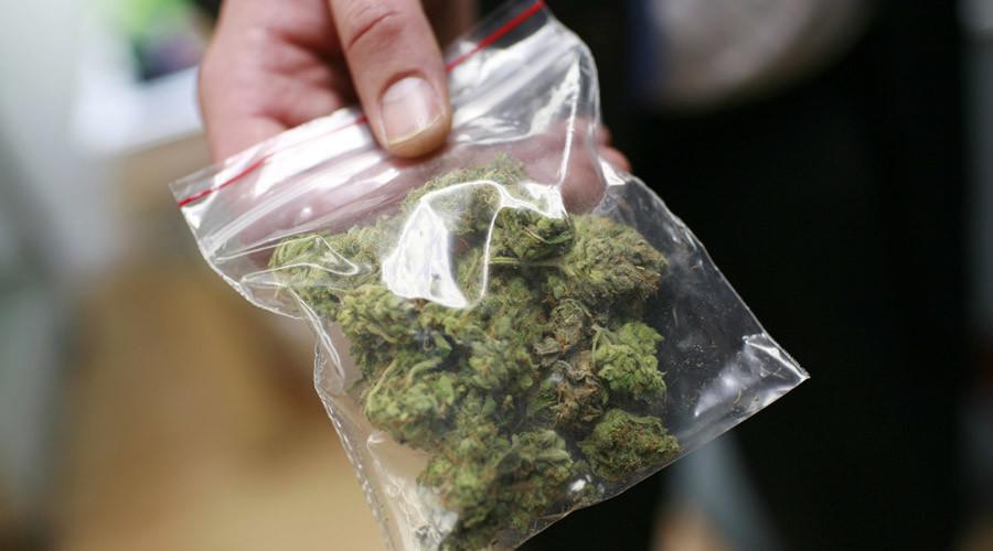 Sheriff's deputy arrested in $2 million marijuana bust