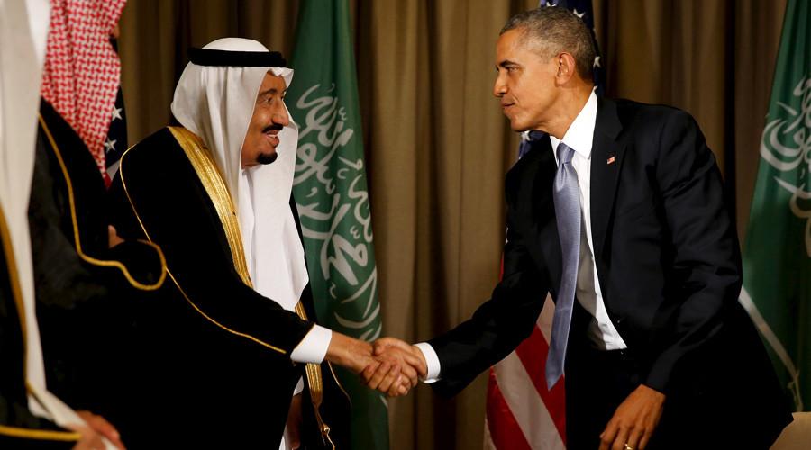 How Saudi executions followed giant US arms deal