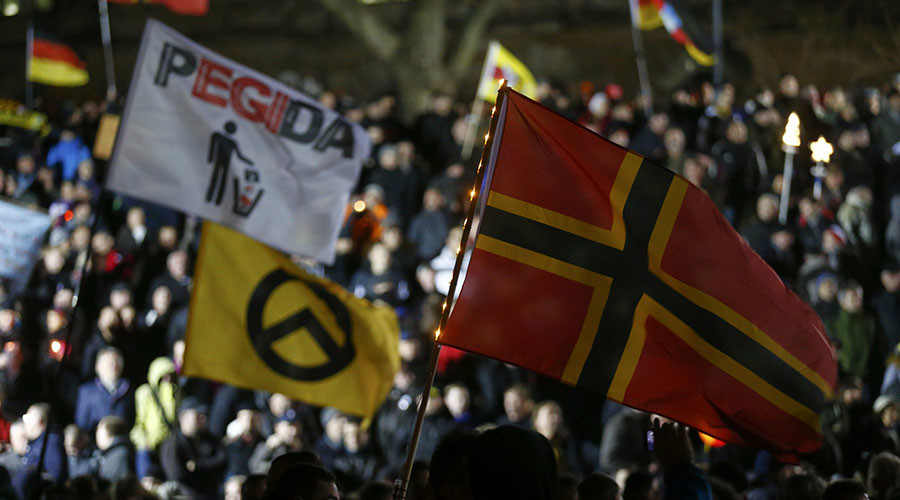 German vice chancellor's party wants far-right PEGIDA put on spy watch