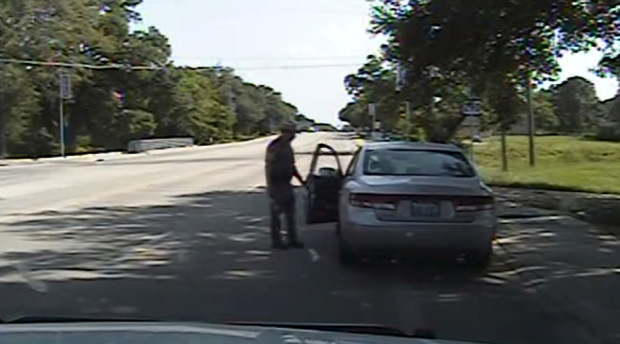 Texas trooper who arrested Sandra Bland indicted for perjury, fired