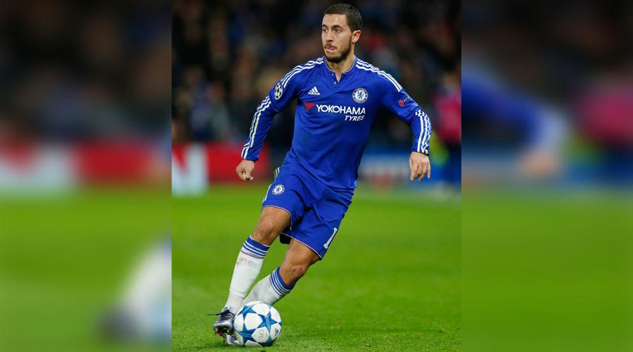 Chelsea's Eden Hazard. ©Eddie Keogh