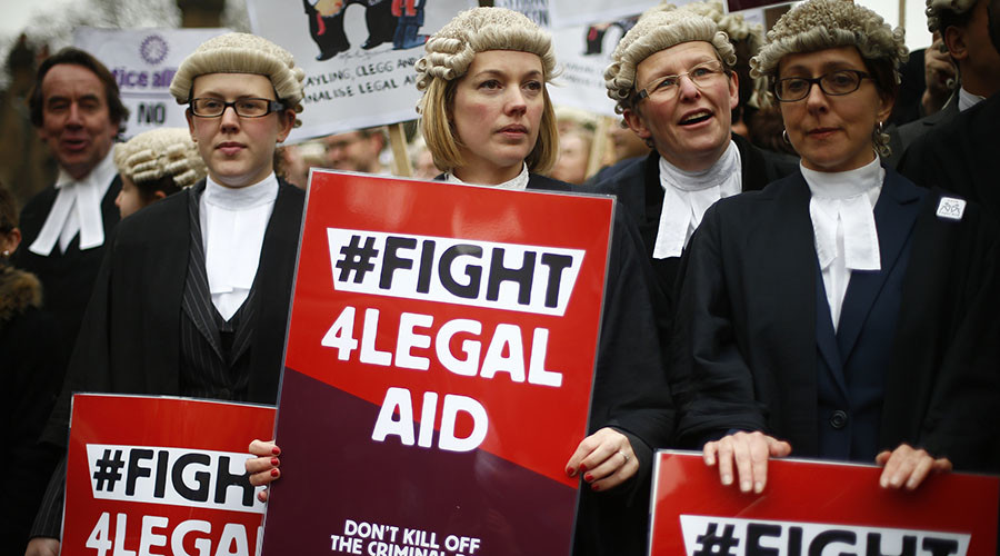 'Access to legal aid is a human right, not an economic privilege' – Corbyn