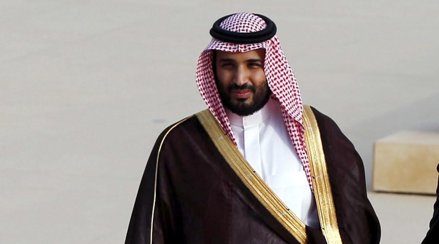 Prince Mohammed bin Salman © Muhammad Hamed