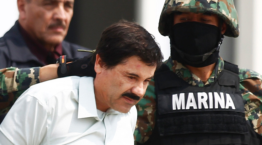 Mexico captures fugitive drug lord 'El Chapo' Guzman – president