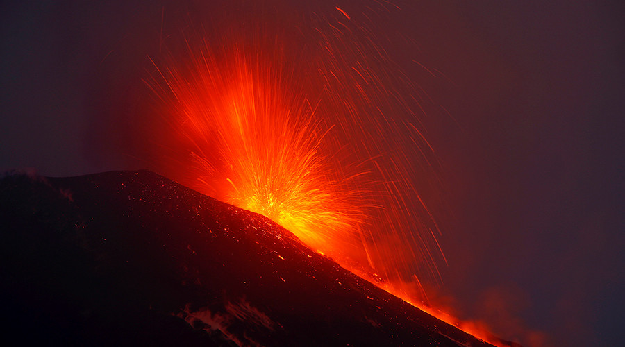 Hot air or grave warning? Scientific report prompts talk of catastrophic 'volcano season'