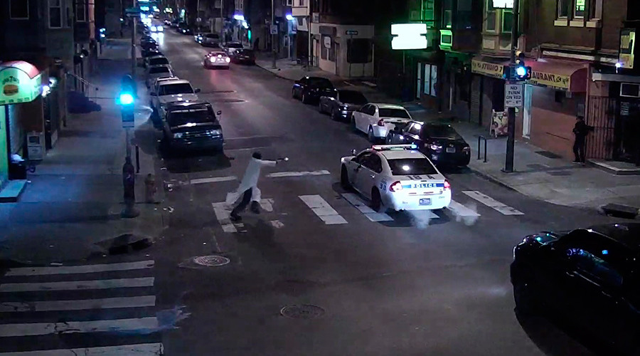 Inspired by ISIS: Ambush attack on Philly police officer