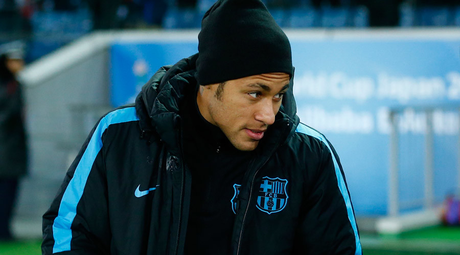 Neymar accused of fraud & corruption over Barcelona transfer