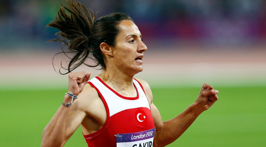 Turkish athlete included in IAAF extortion report