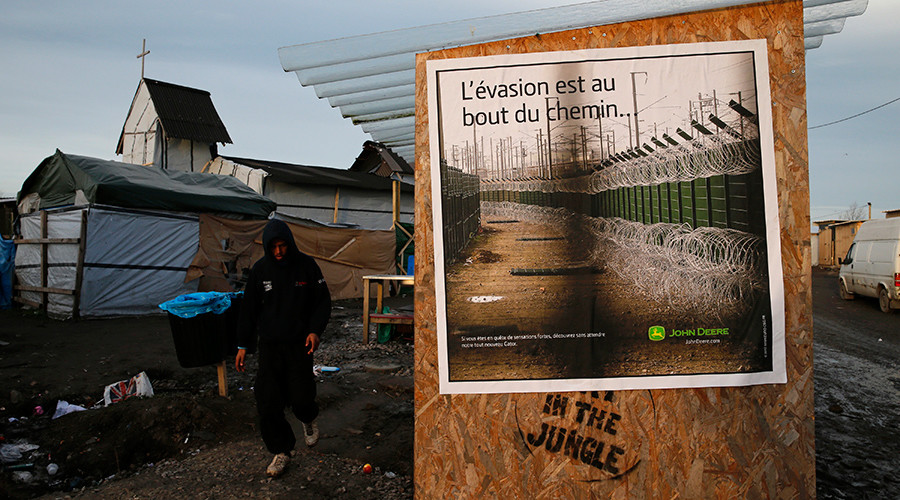 Calais Jungle to convert into smaller 'permanent' migrant camp